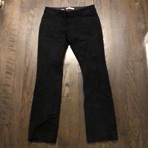 Banana Republic- Sloan boot cut work pants